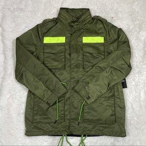 New PRPS x Jim Jones Miltary Jacket Size Large